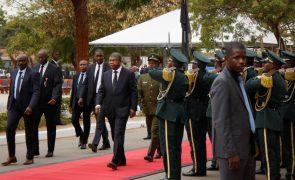 Presidente angolano afirma que investimentos portugueses são