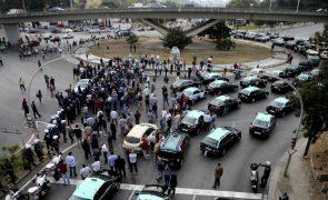 Greve dos taxistas vai condicionar estas zonas de Lisboa