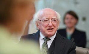 Liberalização do aborto promulgada na Irlanda