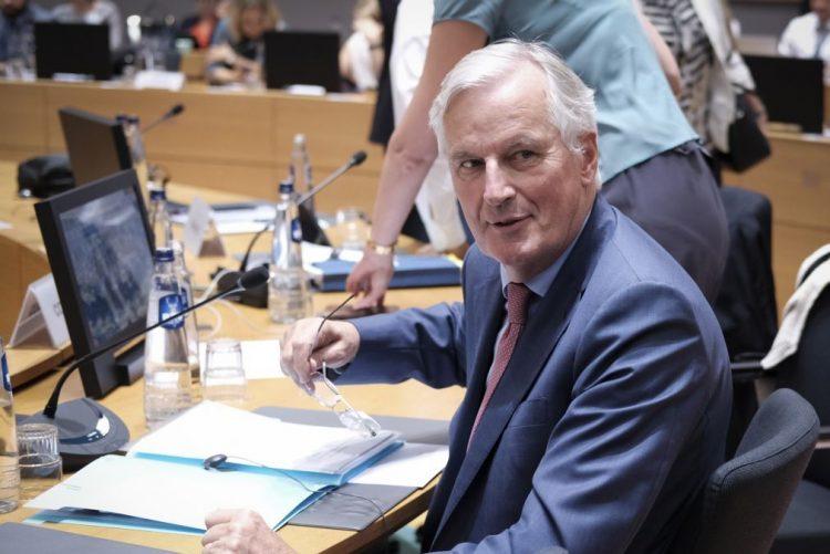 Barnier reitera que