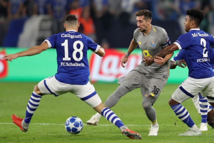 FC Porto empata em casa do Schalke 04 na estreia na Liga dos Campeões