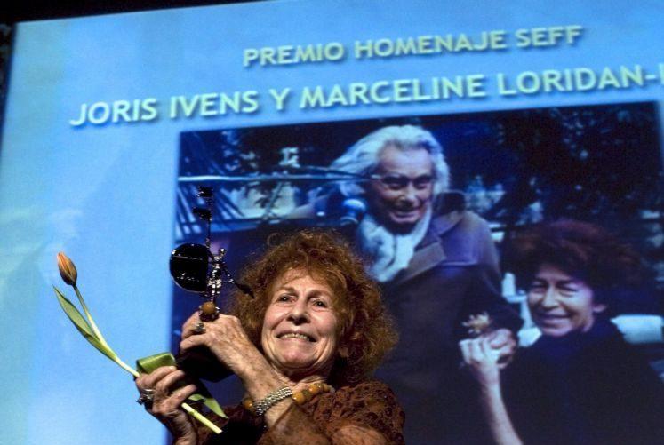 Morreu Marceline Loridan-Ivens