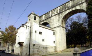 Lisboa Soa na Mãe d'Água, na Reserva da Patriarcal e na Galeria do Loreto