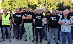 Taxistas em Lisboa dispostos a fazer sacrifícios pelo setor