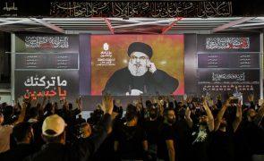 Hezbollah diz que vai ficar na Síria
