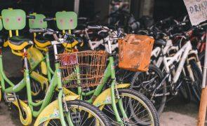 Morrem 4 crianças em colisão entre comboio e bicicleta com atrelado na Holanda