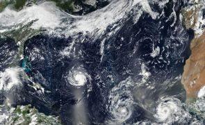 Governo dos Açores avalia prejuízos da passagem da tempestade tropical Helene