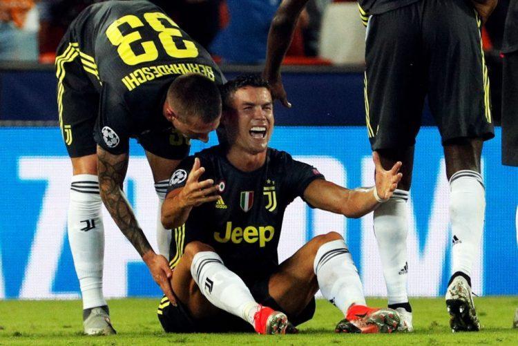 Depois da expulsão, Cristiano Ronaldo conhece castigo da UEFA na próxima semana