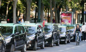 Promotor de protesto dos taxistas reclama do Governo
