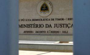 Agentes judiciais e polícias timorenses recebem formação para combater corrupção