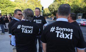 ALERTA | Protestos de taxistas prolongam-se para o fim de semana