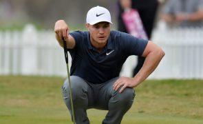 Oliver Fisher faz história no European Tour de golfe com 59 pancadas