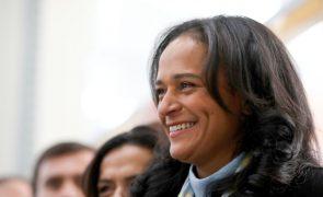 Isabel dos Santos processa Presidente de Angola por anulação de contrato de novo porto