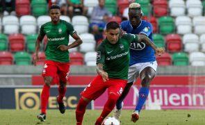 Marítimo empata a zero com Belenenses e iguala quatro líderes da I Liga