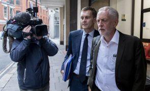 Líder trabalhista admite segundo referendo sobre
