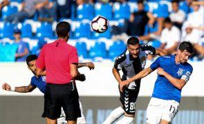 Feirense e Nacional empatam sem golos em Santa Maria da Feira