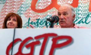 CGTP pede intervenção do Governo na Soares da Costa