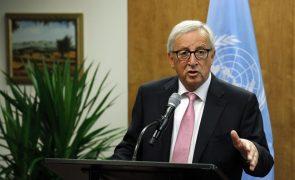 Juncker crítica unilateralismo e protecionismo em discurso nas Nações Unidas