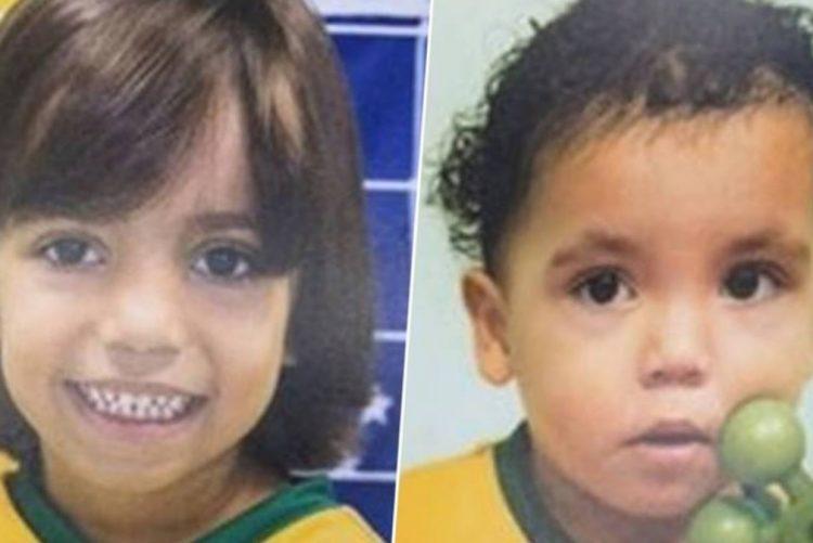 Raí Santos encontrado enforcado ao lado dos corpos dos filhos que matou