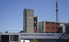 Municípios querem financiamento permanente para bombeiros municipais e sapadores