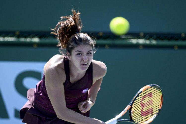 Margarita Gasparyan vence torneio de ténis de Tashkent