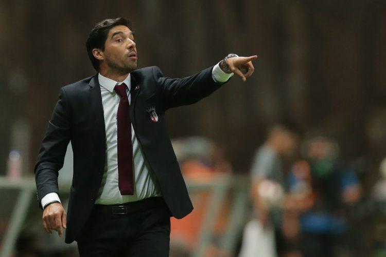 Abel Ferreira quer Sporting de Braga