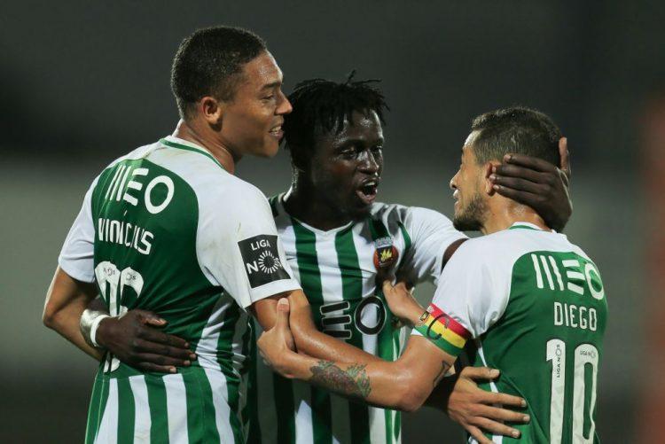 Rio Ave vence Boavista e consegue terceiro triunfo consecutivo da I Liga