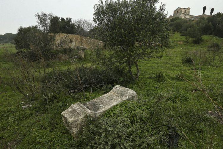 Conservar vestígios romanos de Balsa compatível com agricultura - Técnicos
