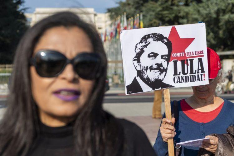 Lula da Silva impedido de votar após recusa de recurso pelo tribunal