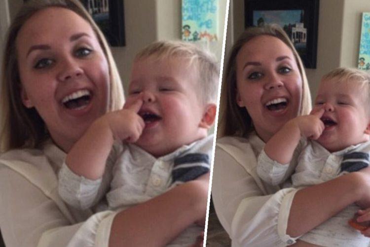 Mãe grava vídeo de despedida antes de entregar o bebé para adoção [vídeo]Mãe grava vídeo de despedida antes de entregar o bebé para adoção [vídeo]