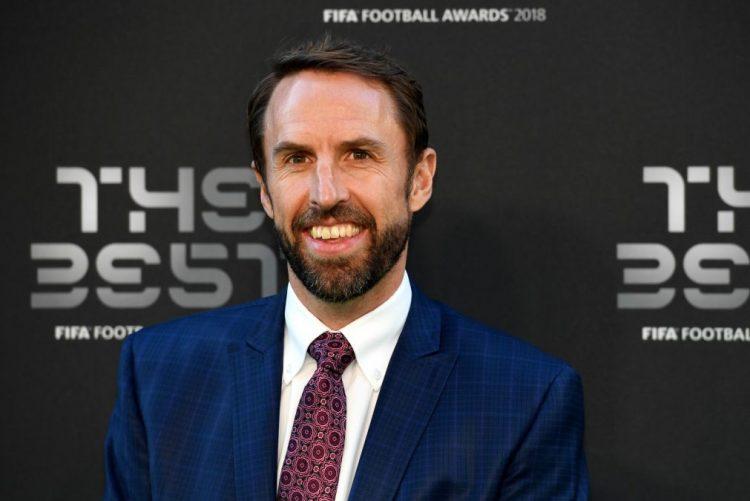 Gareth Southgate renova com seleção inglesa de futebol até 2022