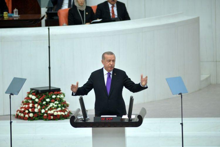 Turquia só sai da Síria depois de se fazerem eleições - Erdogan