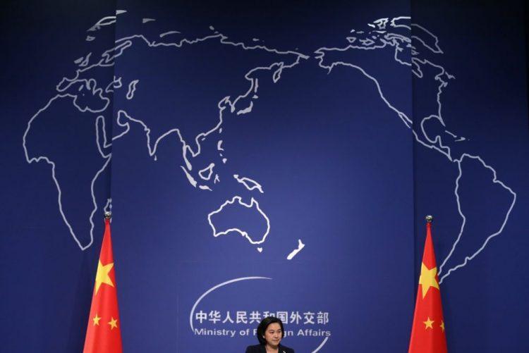 China crítica acusações EUA sobre interferências de Pequim nas eleições