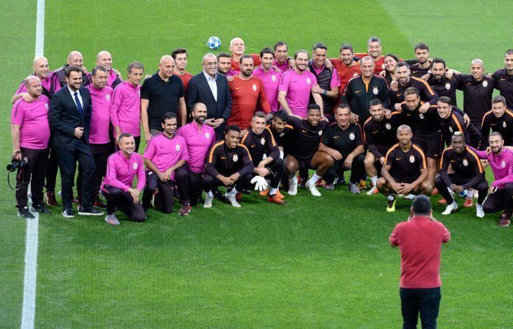 Galatasaray vai ser submetido pela UEFA a