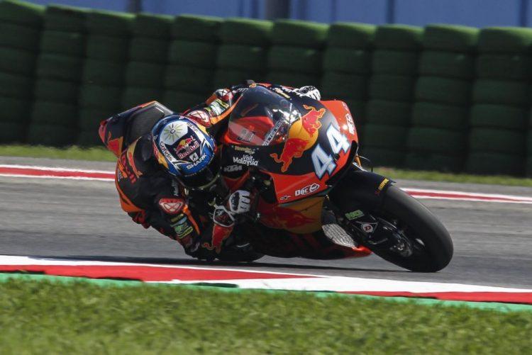 Miguel Oliveira parte da quinta posição no Grande Prémio da Tailândia