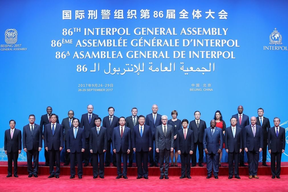 Presidente da Interpol detido na China