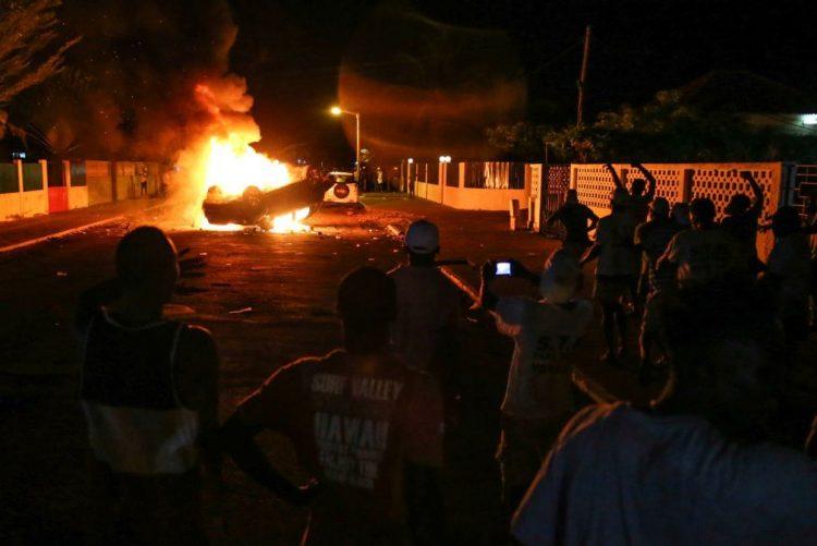 Juíza contestada por manifestantes em São Tomé garante legalidade