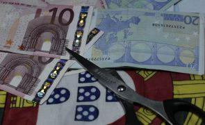 Juros da dívida sobem a dois, cinco e dez anos em Portugal