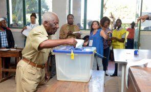 Missão de observação eleitoral