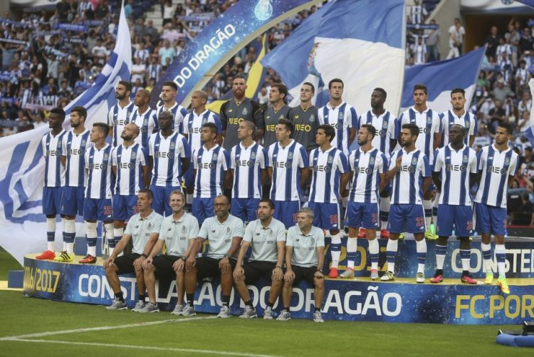 FC Porto, Benfica e Sporting frente a Vila Real, Sertanense e Loures na Taça de Portugal