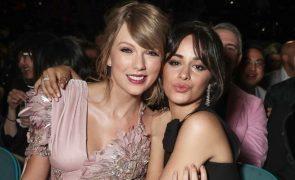 Taylor Swift e Camilla Cabelo são as grandes vencedoras dos American Music Awards