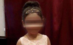 Menina de 3 anos esquecida por professores morre congelada em infantário