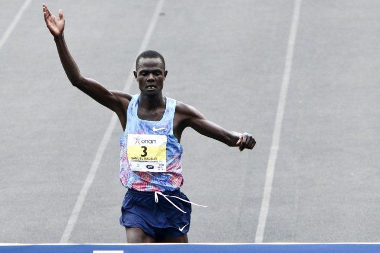 Maratonista queniano Kalalei suspenso por quatro anos, por doping