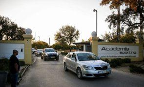 Prisão preventiva para funcionário do Sporting suspeito de envolvimento nos incidentes de Alcochete