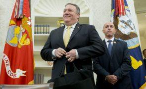 EUA dizem que não vão financiar reconstrução da Síria enquanto Irão estiver presente