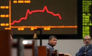 Bolsa de Lisboa abre a cair 1,37%