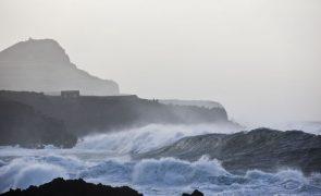ALERTA | Açores sob aviso amarelo devido ao mau tempo
