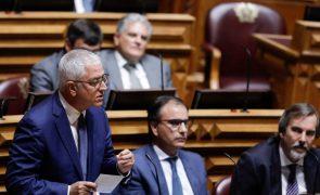 Reunião da bancada do PSD marcada por queixas de