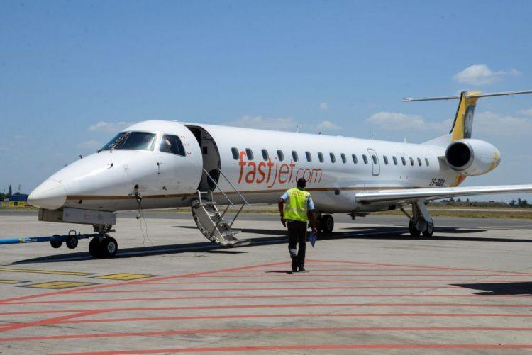 Companhia aérea Fastjet anuncia nova rota que liga Maputo a Quelimane