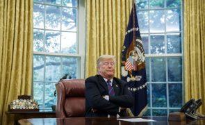 Trump diz que banco central dos EUA tem sido